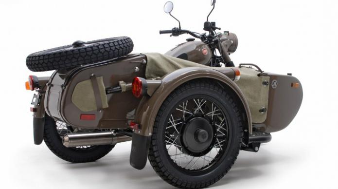 all-wheel drive motorcycle