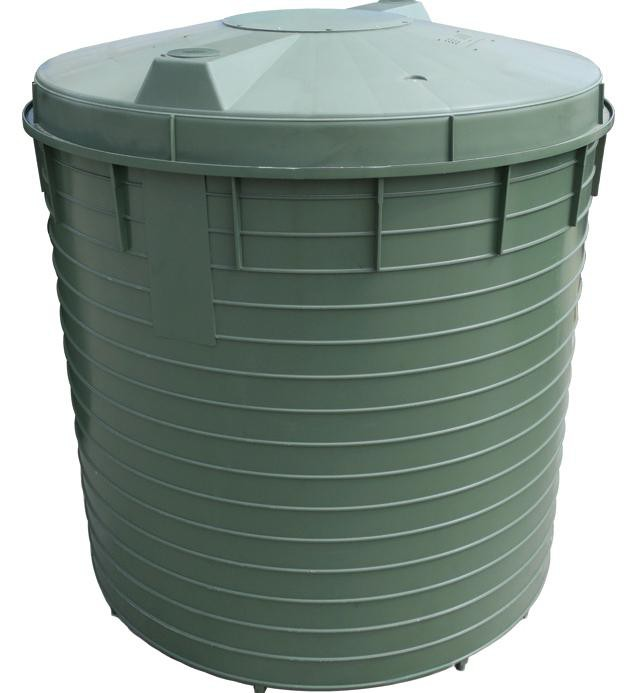 plastic container for septic tank