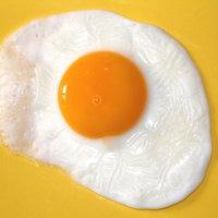 how many calories in fried eggs
