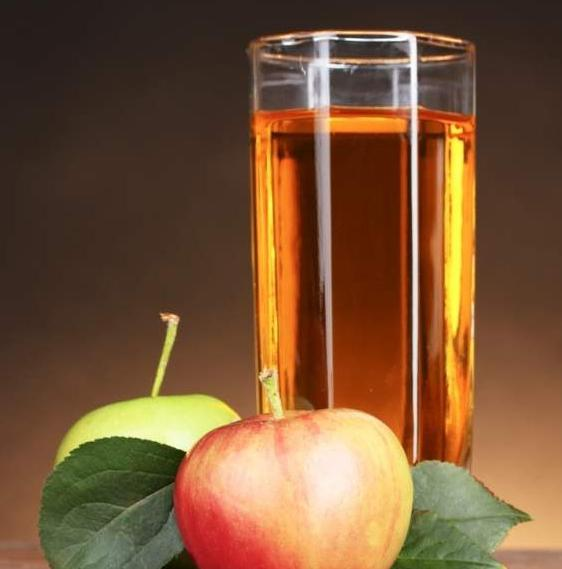 apple juice is good and bad
