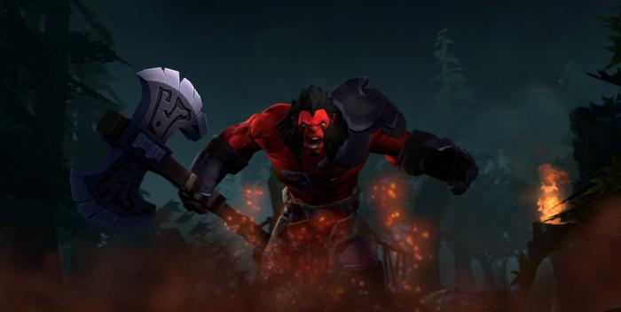 guide to the axa dota 2 from God