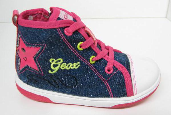 geox children's shoes reviews