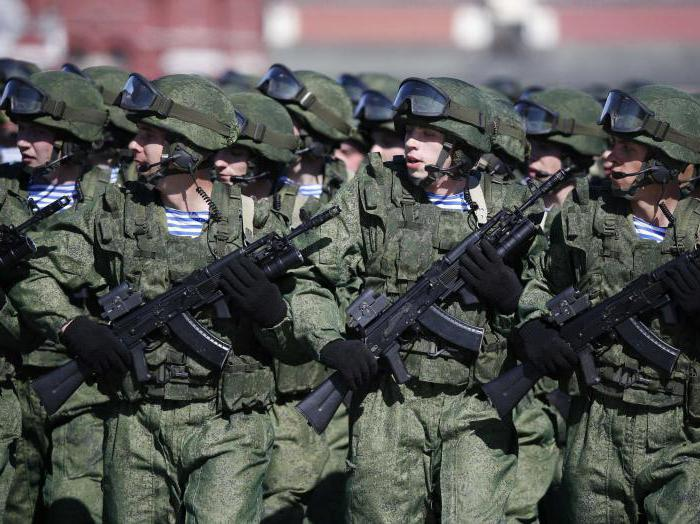 the law of russia on military service and military service