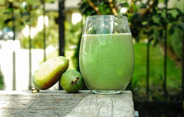 how to use feijoa for medicinal purposes