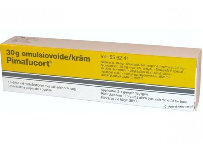 The drug Dolobene (ointment): instructions for use